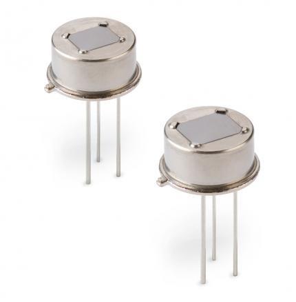 PYD DigiPyro Series Dual-element Pyrodetectors PIR Excelitas