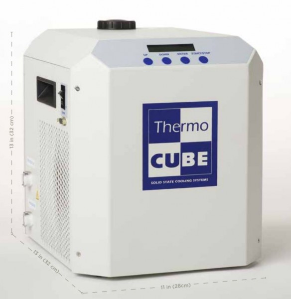 ThermoCube 200-500 Thermoelectric Recirculating Chillers Solid State Cooling Systems