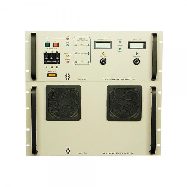 SH Series High Voltage AC_DC Power Supplies XP Glassman