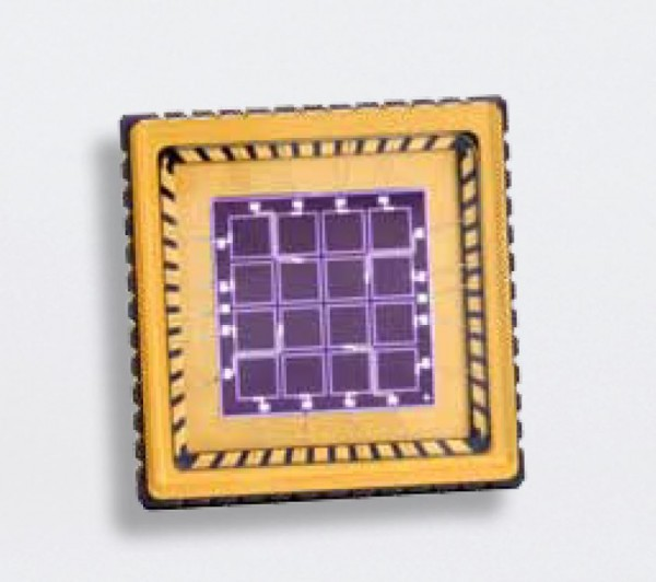4X4D Two-dimensional Silicon Array Detectors OSI Optoelectronics