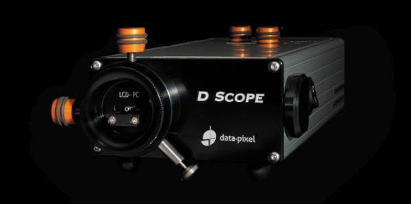 D SCOPE Benchtop Fiber Microscopes for Single-Fiber Connectors Data-Pixel
