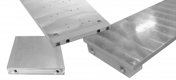 Friction Stir Welded Cold Plates for Power Semiconductors