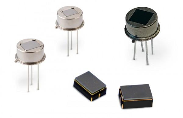 PYD_PYQ DigiPyro Low-power Dual- & Four-element Pyrodetectors PIR Excelitas