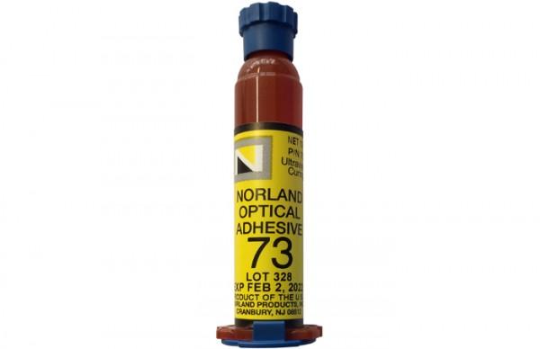 NOA 73 Optical Adhesive 10 g syringe Norland Products