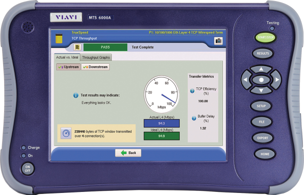 T-BERD_MTS-6000A  Scalable Multitest Platforms Viavi Solutions