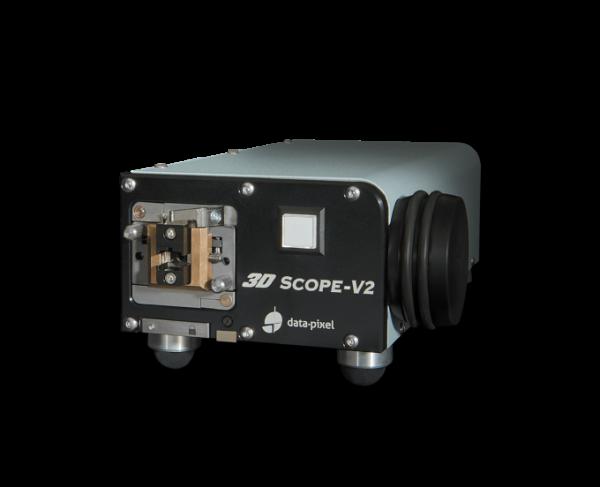 3D SCOPE-V2 Interferometers for Single-Fiber Connectors Data-Pixel