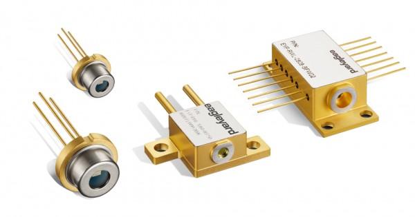 RWL Single Mode Laser Diodes eagleyard Photonics