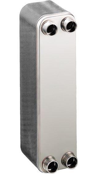 LL810G14 Liquid-to-Liquid nickel brazed plate heat exchanger