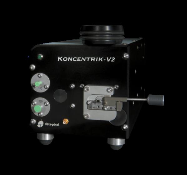 KONCENTRIK-V2 CONNECTOR Concentricity Measurement System Data-Pixel Datasheet