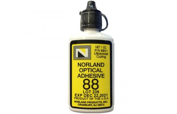 NOA 88 Optical Adhesive 1 oz bottle Norland Products