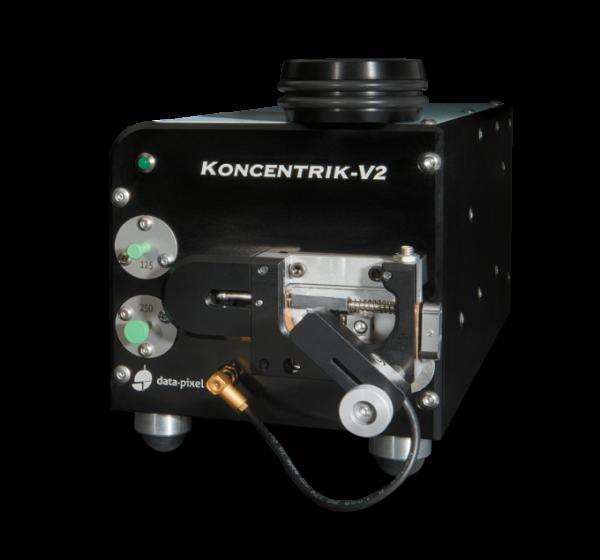 KONCENTRIK-V2 FERRULE Concentricity Measurement System Data-Pixel