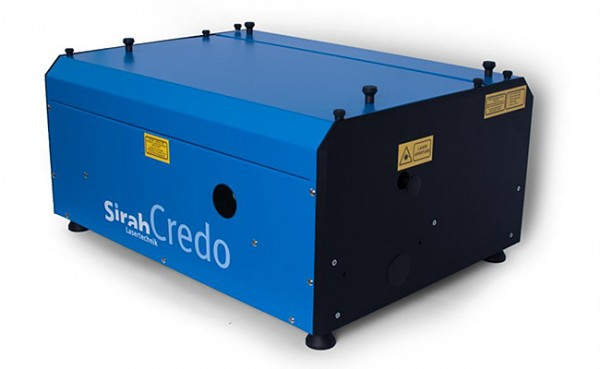 Credo Series Tunable High-repetition-rate Ti_Sa and Dye Pulsed Lasers Sirah Lasertechnik